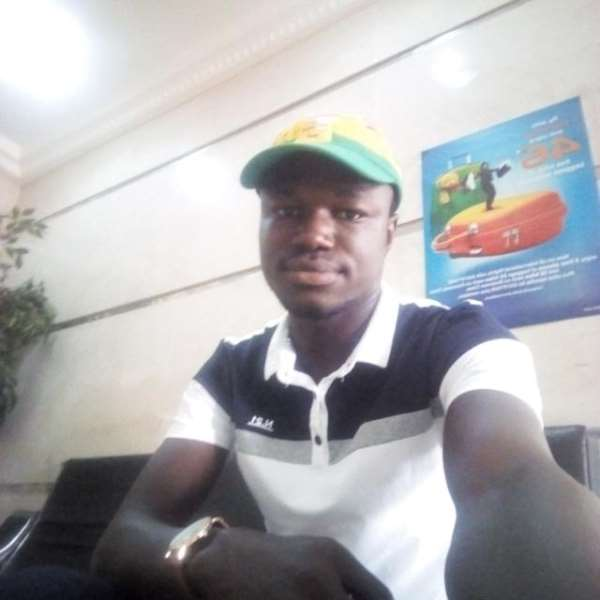 Author: Abraham Mensah Acquah