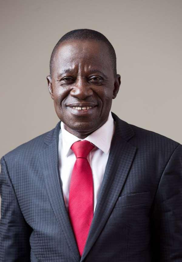 Acting Managing Director of GOIL, Kwame Osei-Prempeh