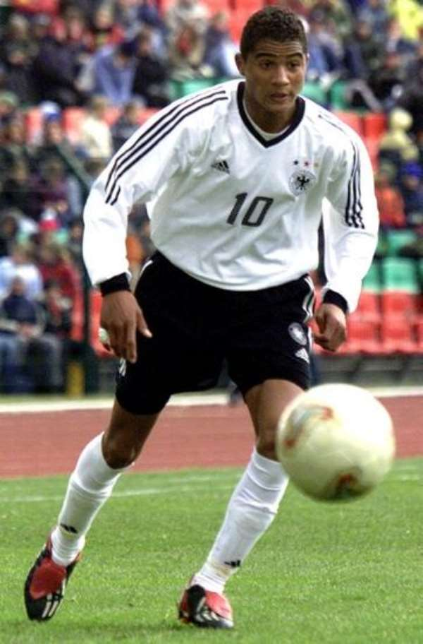 Kevin Boateng -Ghana or Germany?