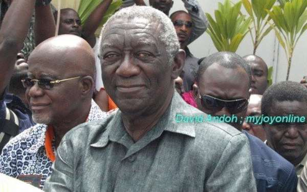 Immortalise Kufuor With A National Holiday - AU Foundation