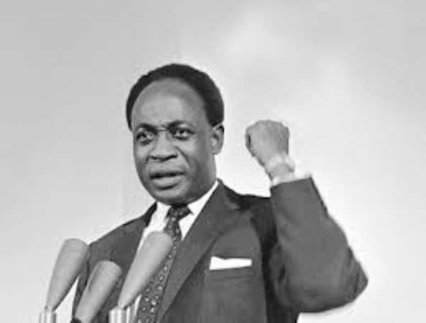 Ghana Equates to Poverty as Origin of the Country's Poverty Character Lies In Its Founder Kwame Nkrumah, the King of the Poor