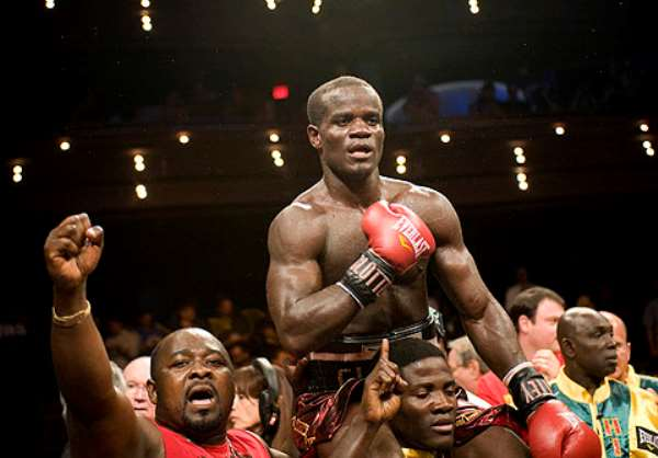 Police In Search Of Joshua Clottey For Assault