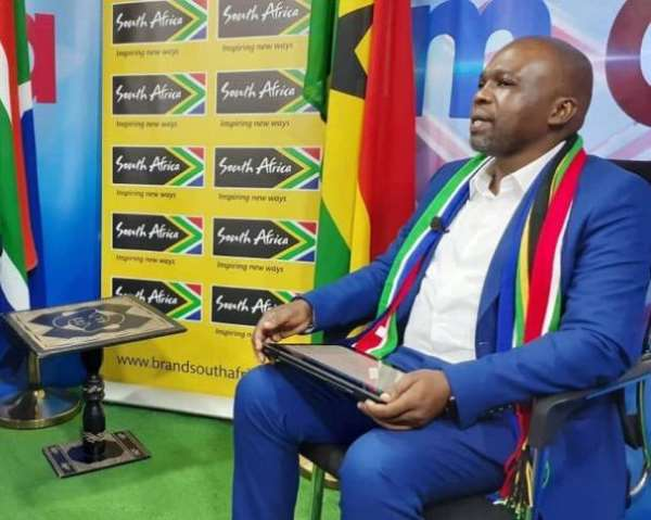 Delegation from South Africa Embassy to visit Ahafo Region