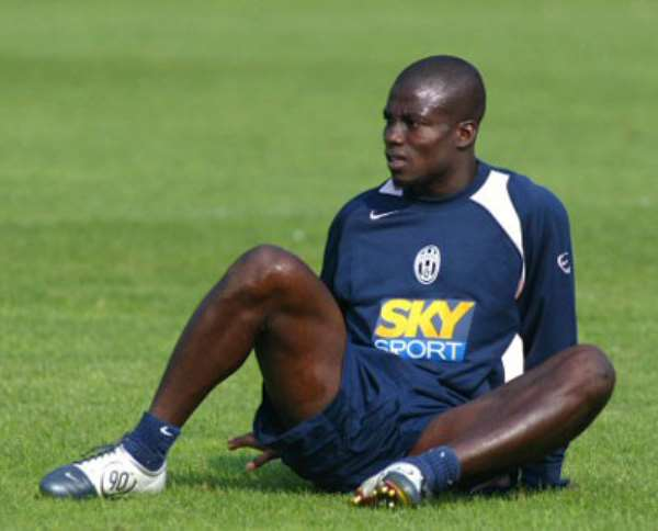 Middlesbrough bid for Appiah