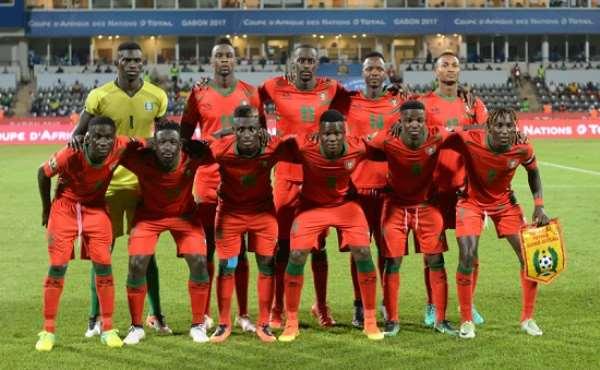 Guinea Bissau Unveils Final 23-Man Squad For AFCON 2019