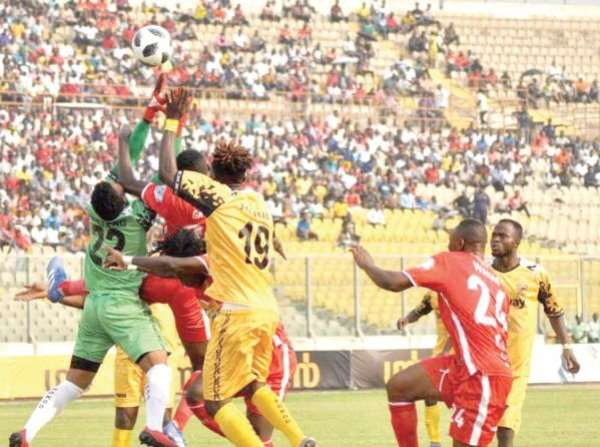 Asante Kotoko To Play Ashgold In Semi-Finals Of NC Special Cup In Tier II
