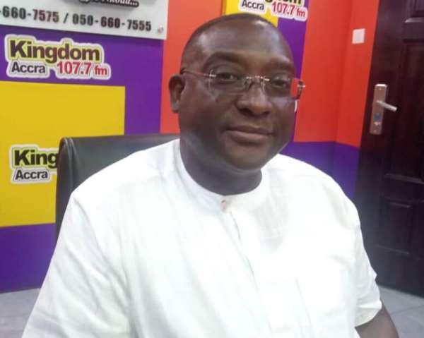 Ghanaians are confident in NPP than NDC - Buaben Asamoa