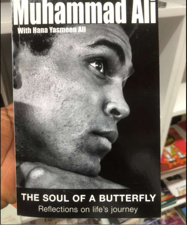 Thoughts Of A Nima Boy: Muhammad Ali's Soul Of A Butterfly; Insights From Sabena