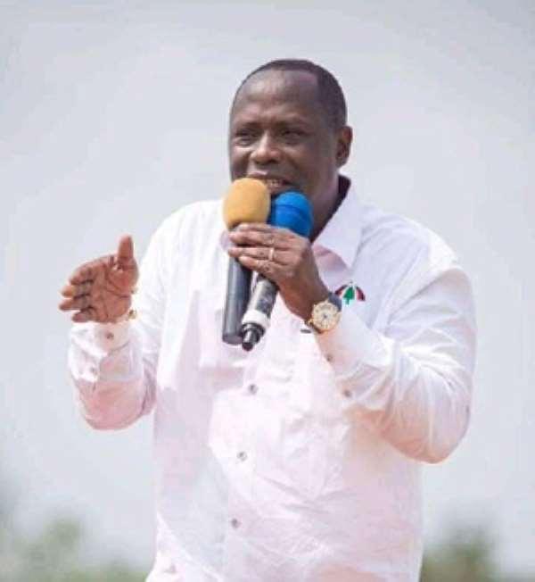 I won't contest neither am I part of schemes to oppose Mahama's 2024 candidature — Armah-Kofi Buah