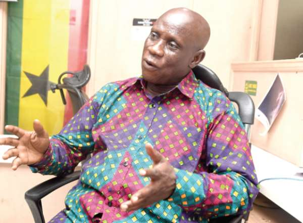 Noise makers NDC still suffering from 2020 shock, seeking unnecessary attention — Obiri Boahen