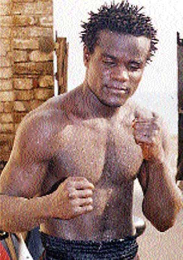"Clottey ""Holds On"" for Victory"