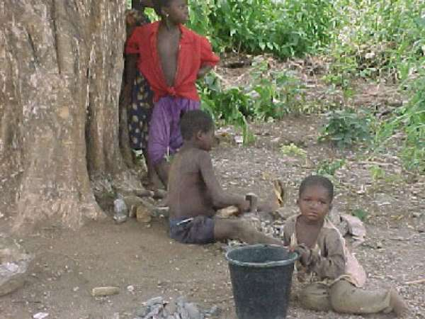 Child labour stalls education in Techiman