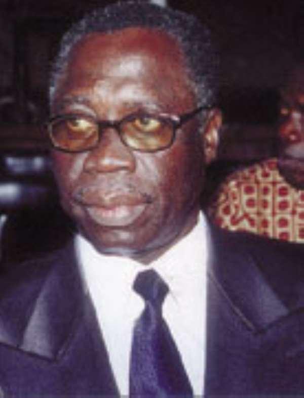 Osafo Maafo's Award: It's A Hoax - Kwesi Pratt