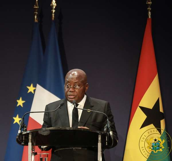 Legitimate Investments Are Protected In Ghana—Akufo-Addo To French Businesses