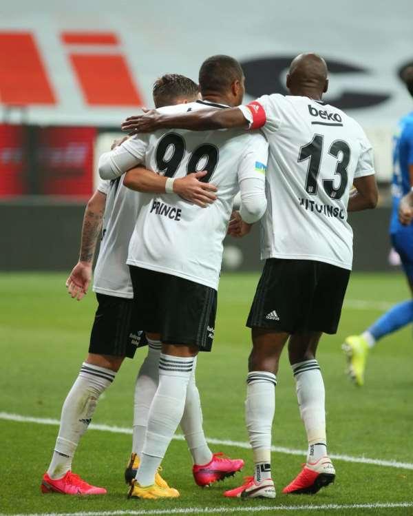 KP Boateng Savour Besiktas' Vital Win Against Kasimpasa