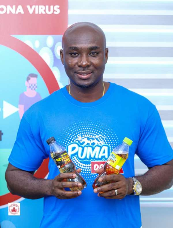 Kasapreko launches Puma Drinks with Metro Mass Transit