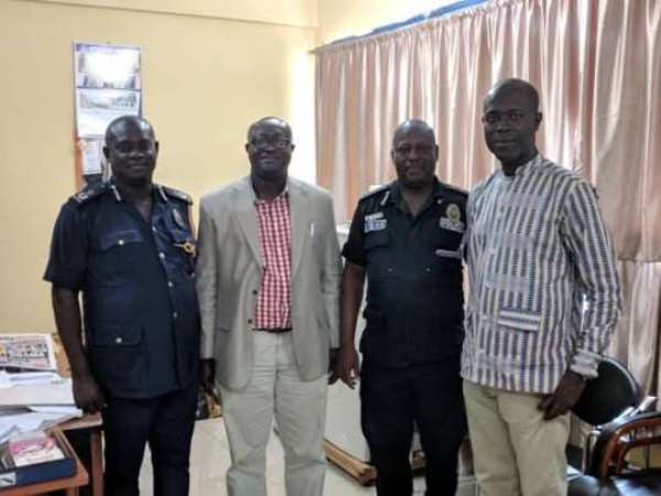 Police To Partner ECG In Revenue Collection