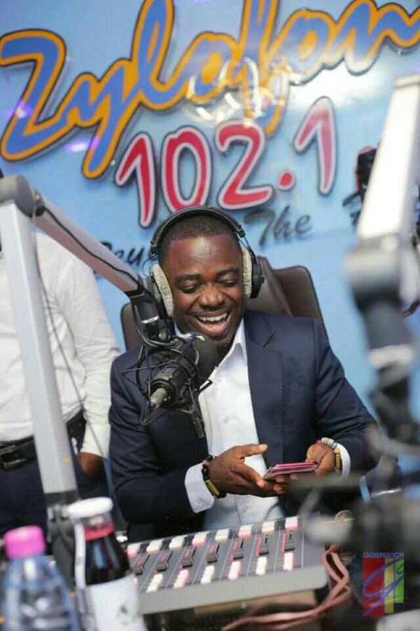 Showbiz Agenda with Sammy Flex on Zylofon FM will be back on the Airwaves on Monday