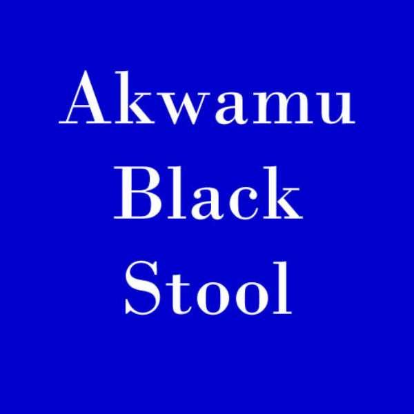 Akwamu Black Stool is for the Great Ansah Sasraku from Yaa Ansaa Royal Family - Late Odeneho Kwafo Akoto II