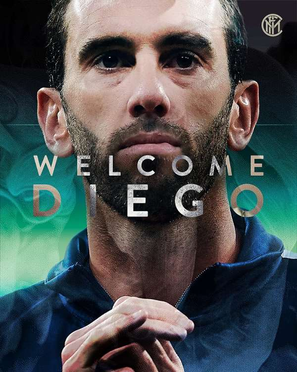 Inter Confirm Signing Of Godin From Atletico Madrid