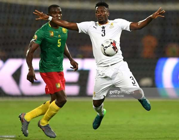 AFCON 2019: Asamoah Gyan Declare Himself Ready For Guinea Bissau Clash