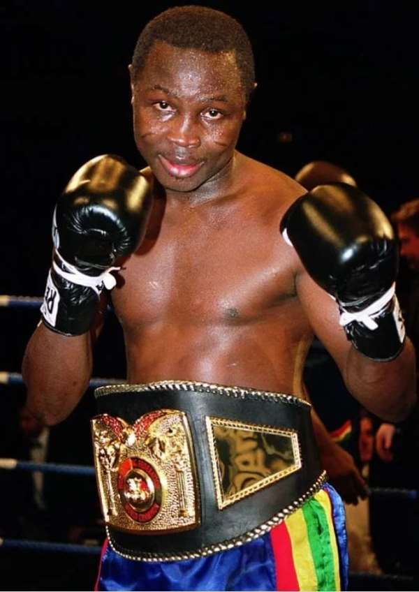 Former WBO Bantamweight Champion Alfred Kotey Reported Dead In USA