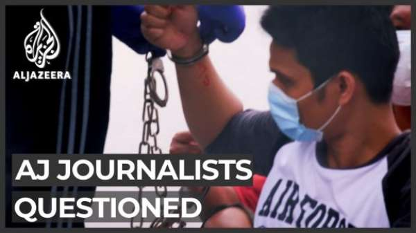 Spiteful Authority: Malaysia Goes for the Journalists