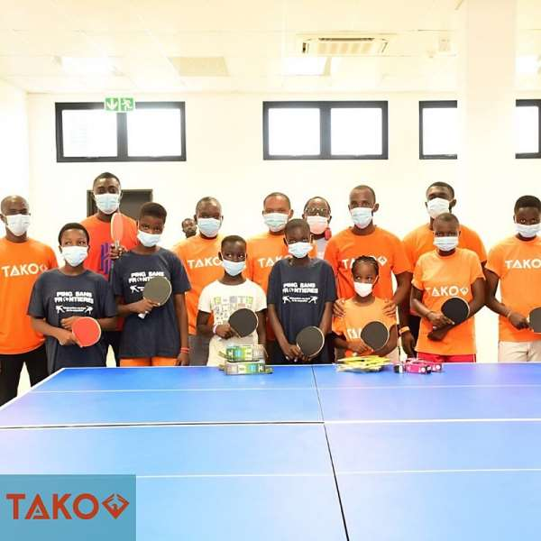 ITTF Standard PSF TAKO Tables unveiled