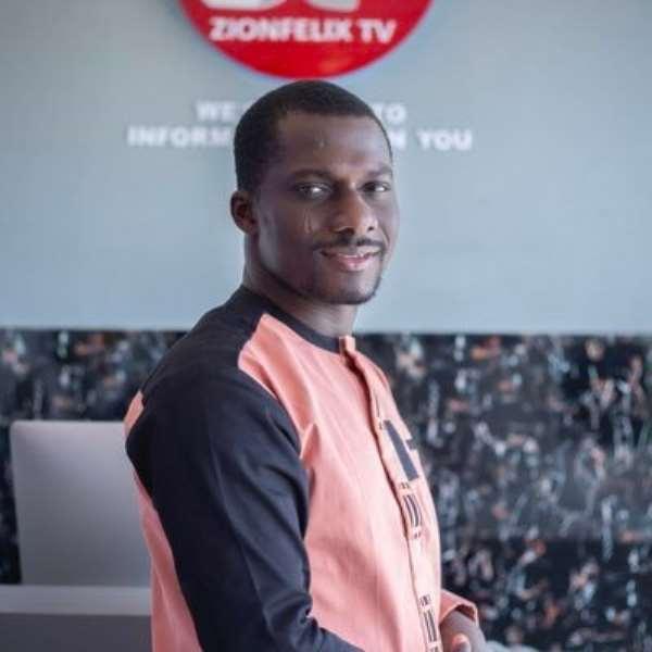 Building my house, studio cost me Ghc500,000  Ghanaian blogger — Zion Felix brags