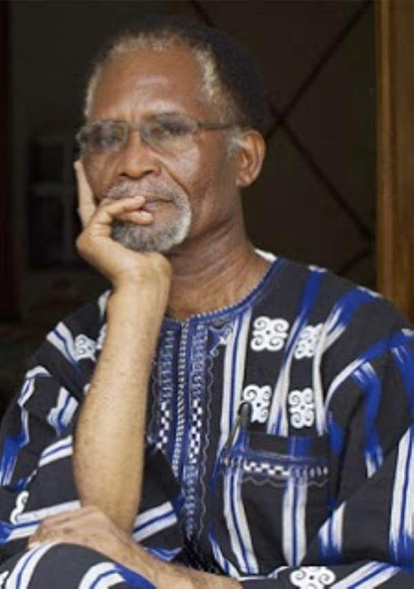 Professor Atukwei Okai