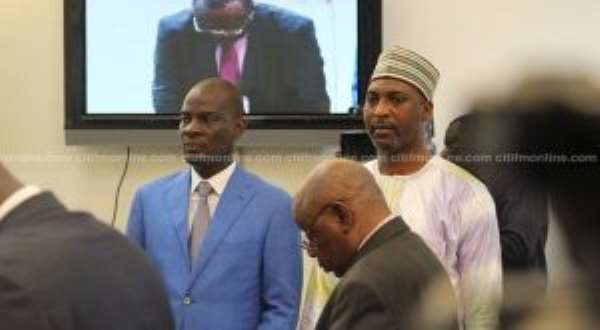 We Won't Allow Deputies To Answer Questions For Ministers – Minority Warns