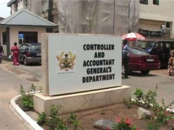 'Ghost Names' Bleeding Public Purse; Let's Support Payroll Audit