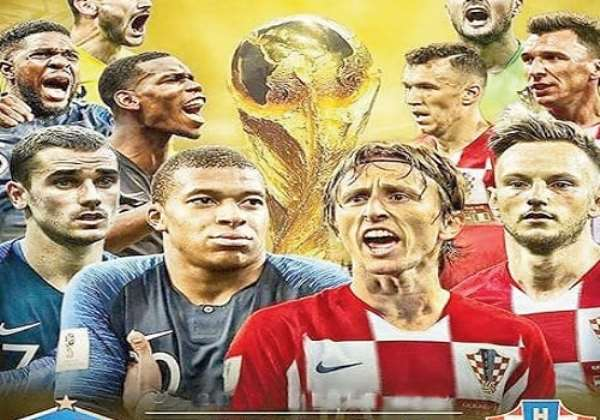 Tomorrow's World Cup Big Final: It Looks Like France  …Belgium, England Battle For Third Place