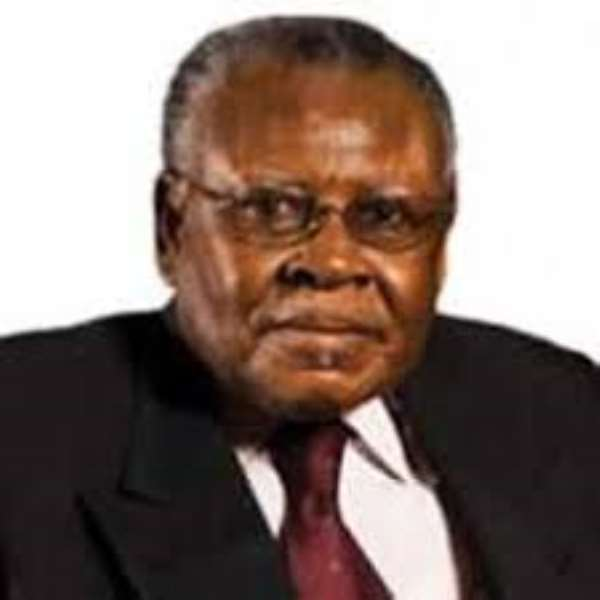 NPP Germany Branch Mourns With The Bereaved Family Of JH Mensah