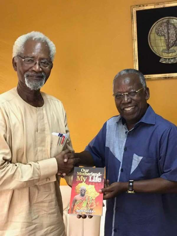 Atukwei Okai Was A Literary Giant And An Institution in His Own Right