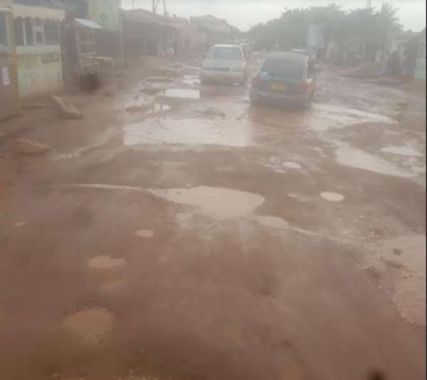 No Road, No Vote - Adjei Kojo Residents Cry Over 'Death Trap' Roads