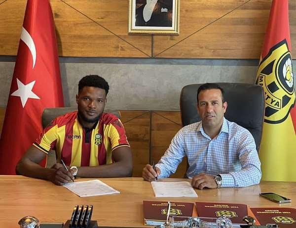 Done Deal: Ghanaian forward Benjamin Tetteh permanently joins Yeni Malatyaspor