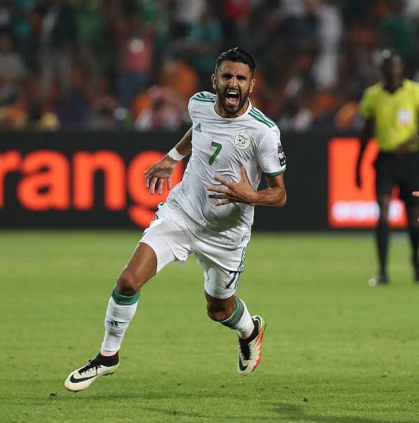 Algeria Talisman Riyad Mahrez Set Sight On Winning 2019 AFCON