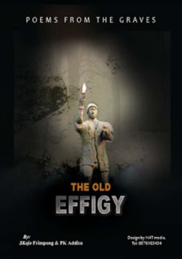 The Old Effigy, A Poem