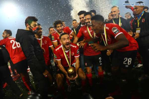 Caf CC: Nine-time champions Ahly dare not underestimate outsiders Chiefs