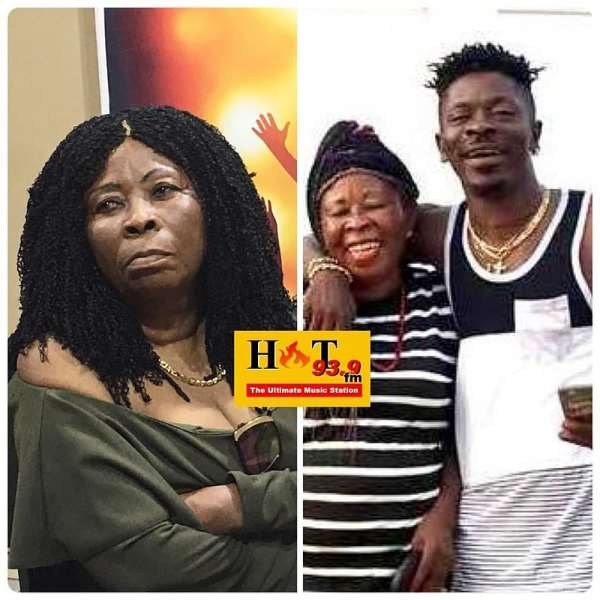 Shatta Wale doesn't visit me, I've not seen him close to 3years now — Mother