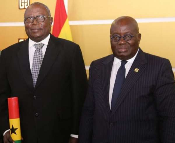 The Disqualification Of Martin Amidu As Special Prosecutor Would Rather Have Been A Disaster For President Akufo Addo