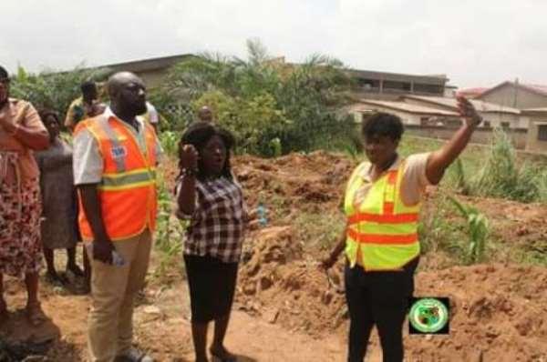 Ga East District Under Janet Tulasi Mensah Is Making Progress