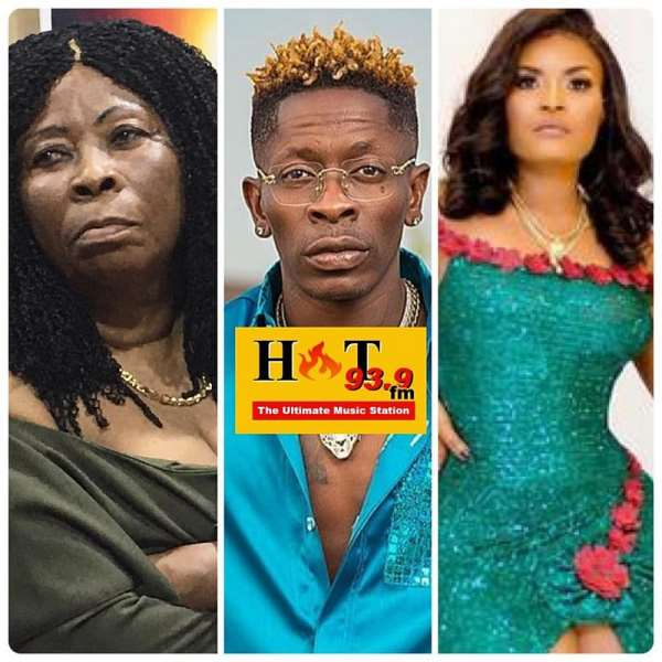 Magluv told Shatta Wale that I'm a witch, that I put juju in the cooked rice I've been bringing to him — Shatta Wale's mother alleges