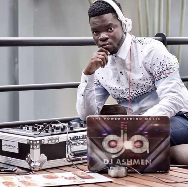 DJ Ashmen