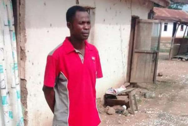 Man allegedly kills nephew over missing goats, fowls in North Tongu