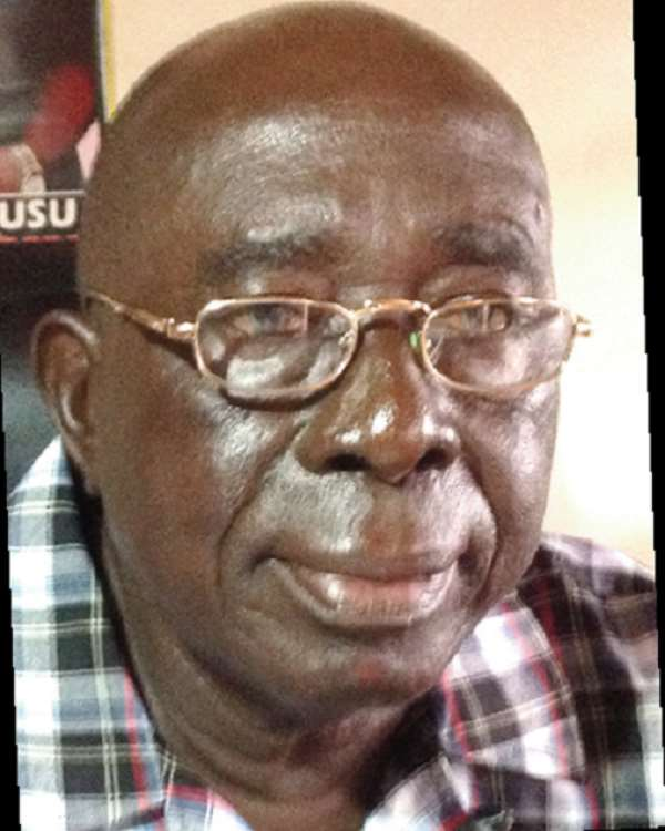#Number12: Government Had It Wrong In Banning Football - Former Ghana FA Chairman