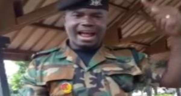 Freedom Of Speech And The Professional Soldier