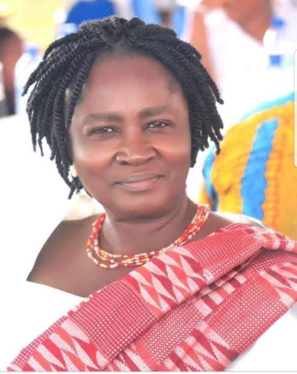 Attacks On Jane Naana Opoku Agyemang Are Professional, Not Personal.