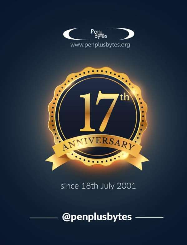 Penplusbytes Celebrates 17years Of Deploying Tech For Effective Governance In Africa - CEO Message